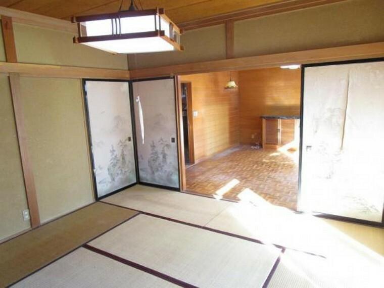 11/15撮影【リフォーム前】1F和室別角度