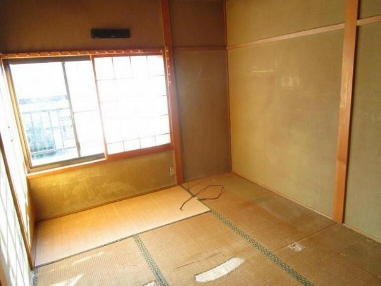 11/15撮影【リフォーム前】2階・南和室