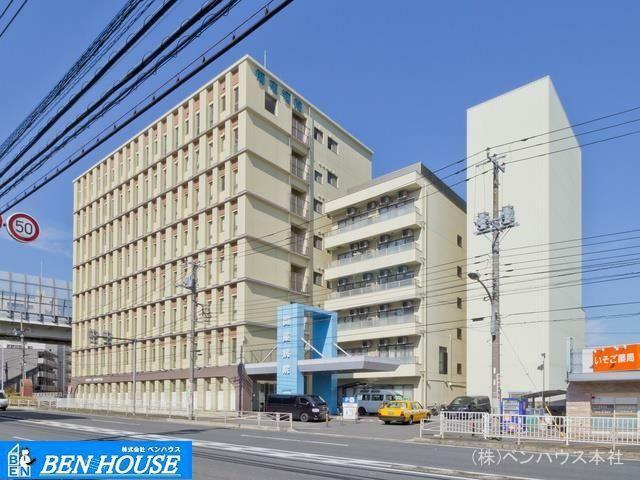 病院 関東病院 距離1990m