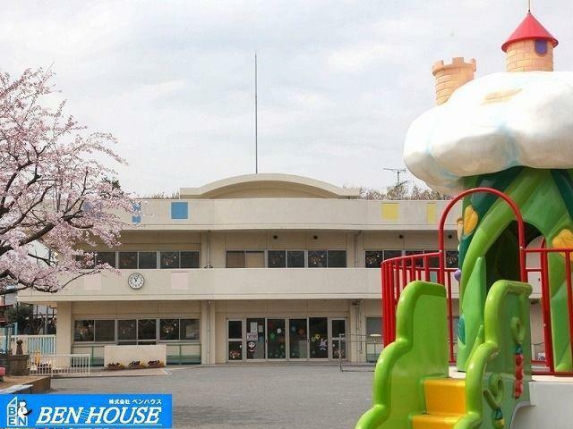 幼稚園・保育園 横浜徳風幼稚園 徒歩9分。