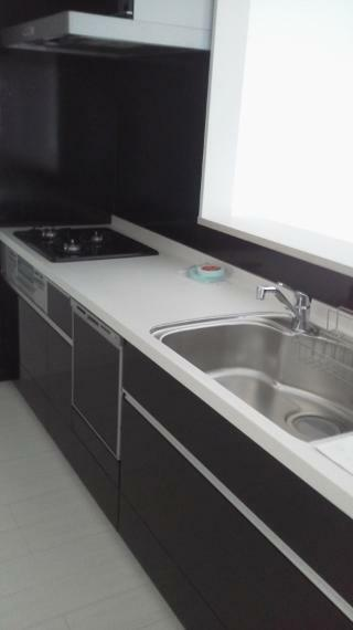 キッチン 食器洗い乾燥機付キッチン