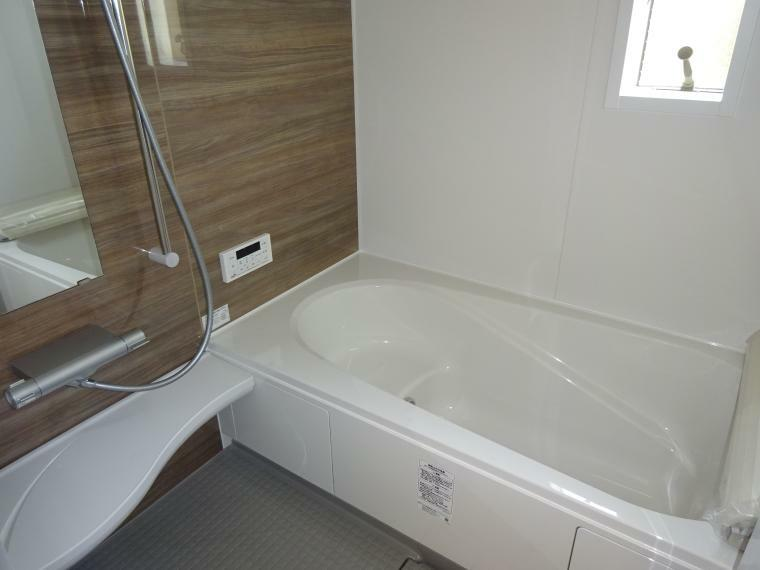 浴室 乾燥機能付きの浴室