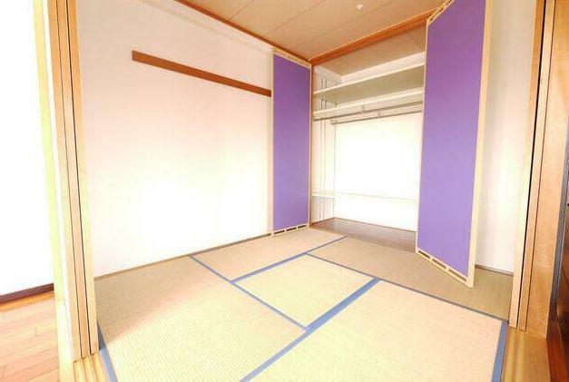 和室 和室の醸し出す雰囲気は不思議と心が落ち着きます。