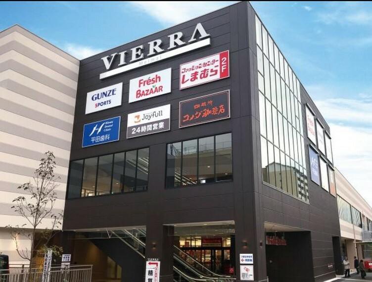 ショッピングセンター 【ショッピングセンター】ビエラ明舞まで1473m