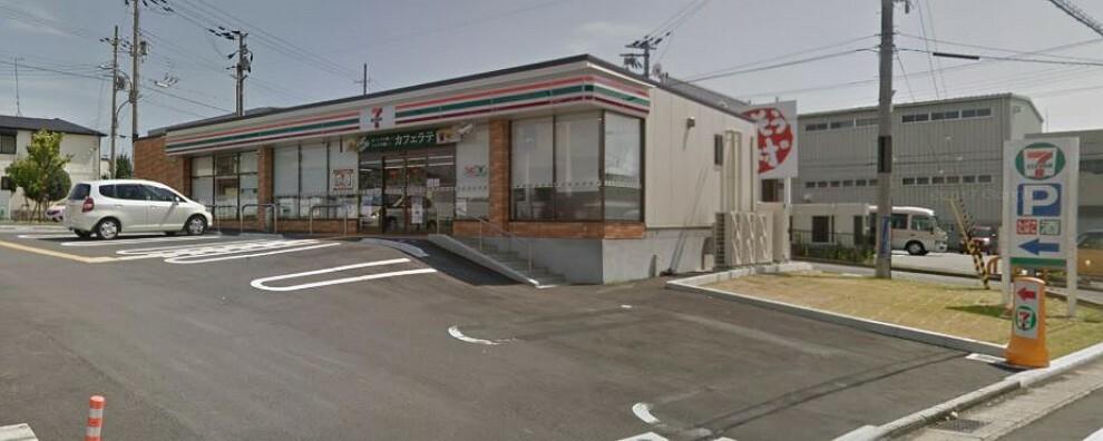コンビニ 【コンビニエンスストア】セブンイレブン  神戸大蔵谷インター店まで720m