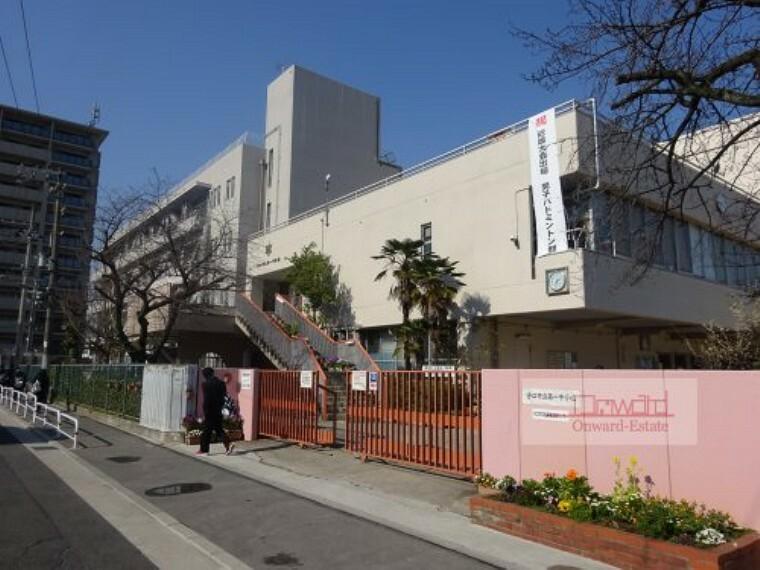 中学校 【中学校】守口市立第一中学校まで2800m