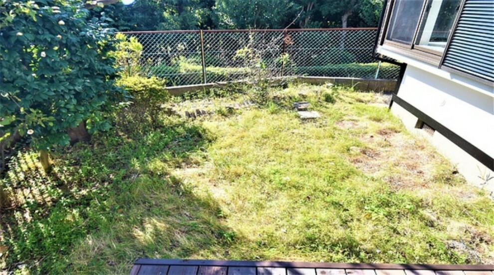 庭 子供のころに夢見た「庭付きマイホーム」。その夢が現実となるかもしれませんね。