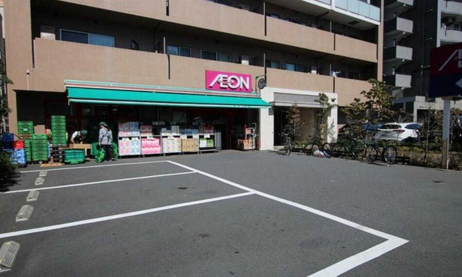 スーパー まいばすけっと子安駅前店 営業時間7時~24時まで。帰りが遅くても安心ですね。