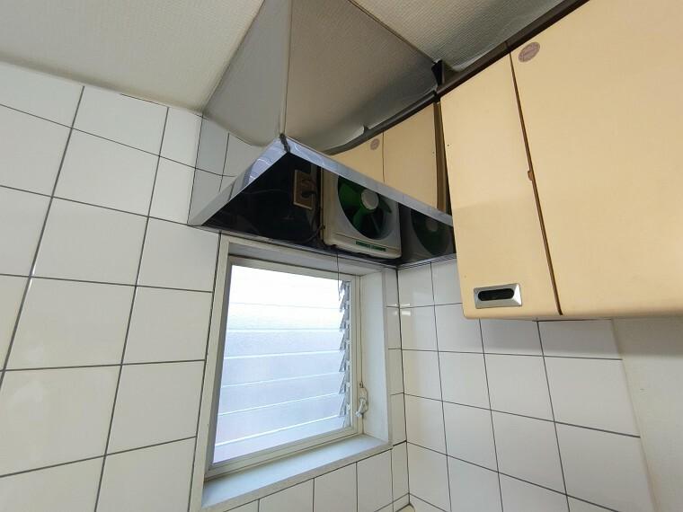 キッチン 換気扇