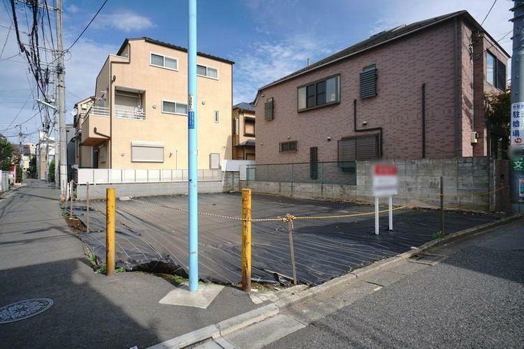 現況写真 JR中央線・丸ノ内線『荻窪』駅徒歩3分の好立地!建築条件はございませんのでお好きなメーカーで建築可能です。