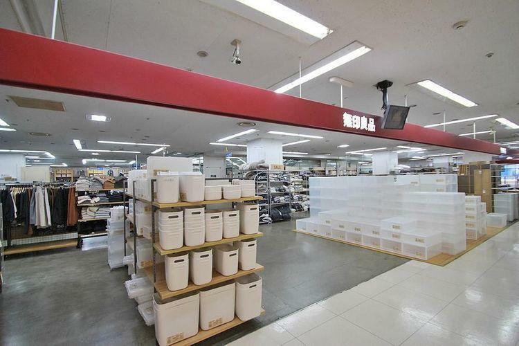 ショッピングセンター 無印良品西友荻窪店 徒歩4分。