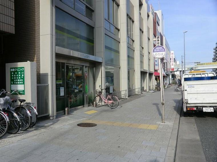 銀行 【銀行】三井住友銀行 杭瀬支店まで457m