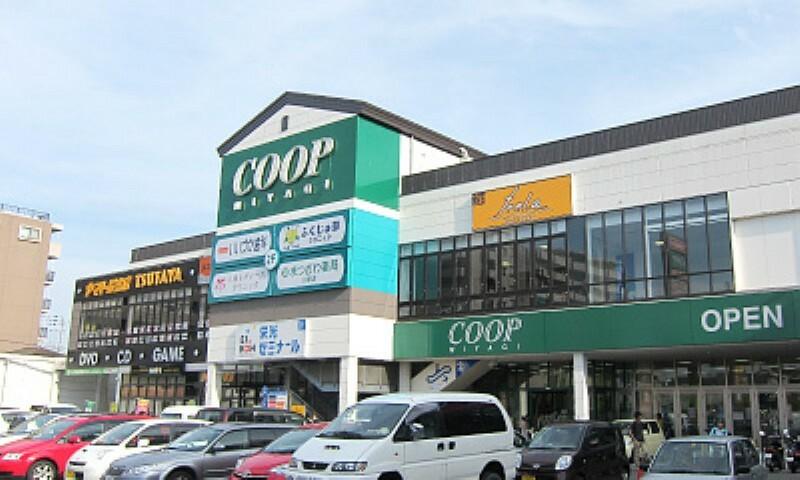 ショッピングセンター レキシントンプラザ八幡まで徒歩7分