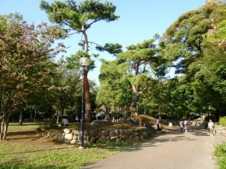 公園 【公園】三宿の森緑地まで627m
