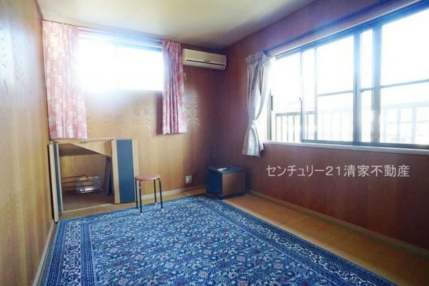和室 小さなお子様のお世話に大活躍の和室(2020年10月撮影)