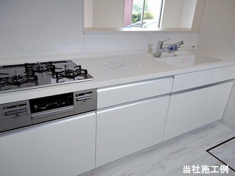 キッチン 当社施工例