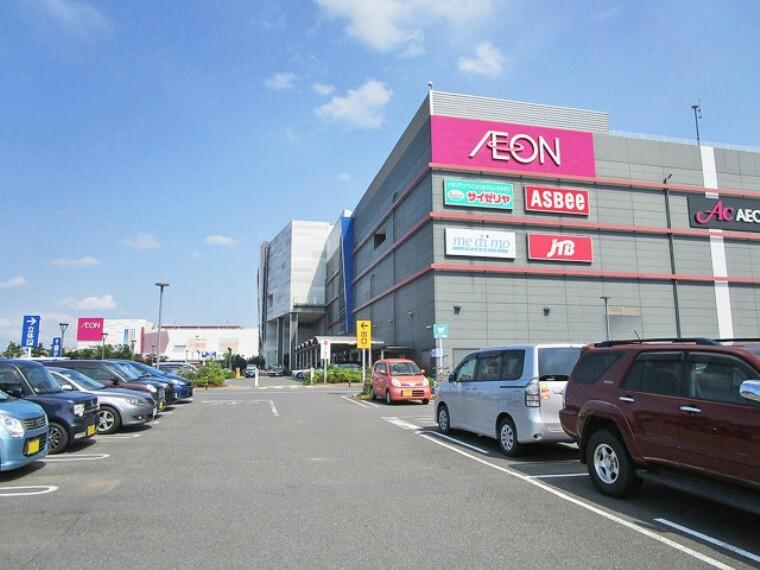 ショッピングセンター イオンモール春日部 営業時間8:00~23:00