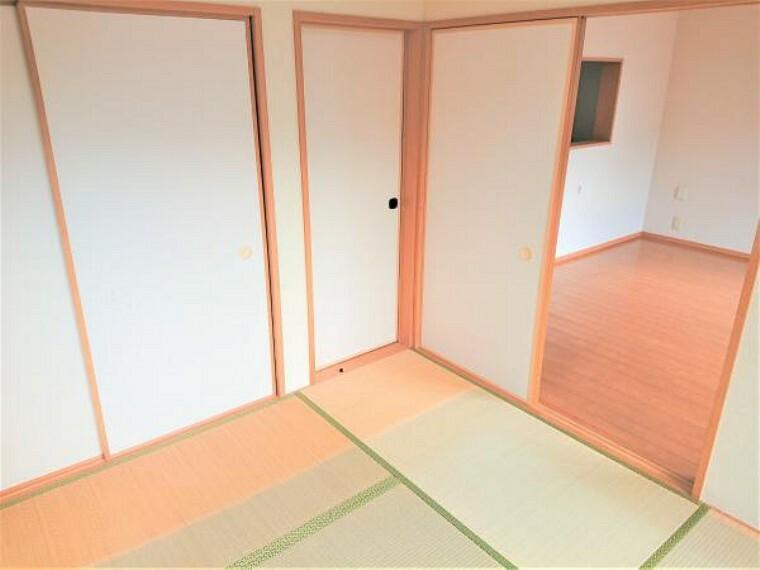 和室 【リフォーム前】
