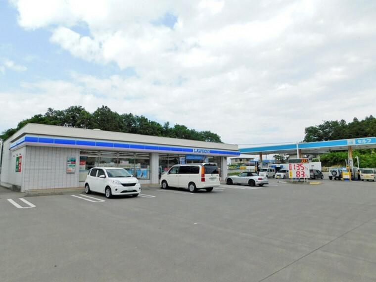 コンビニ ローソン東松山バイパス店