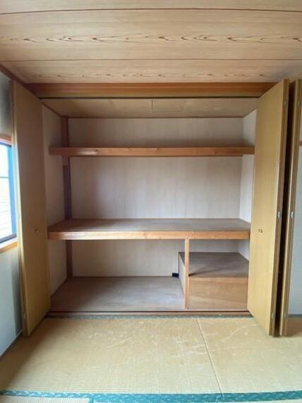 収納 和室6帖:収納