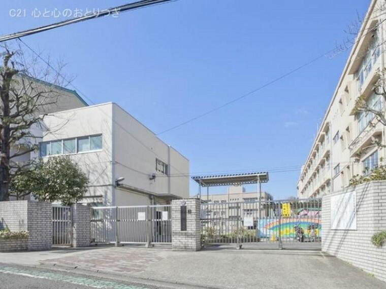 小学校 横浜市立つつじが丘小学校