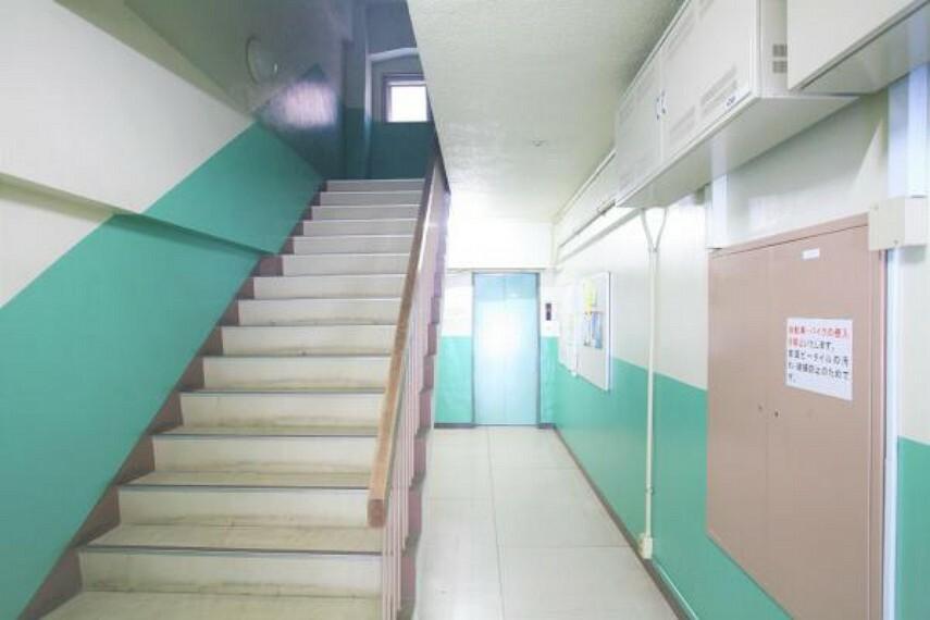 共用部 廊下部分 2020.8月