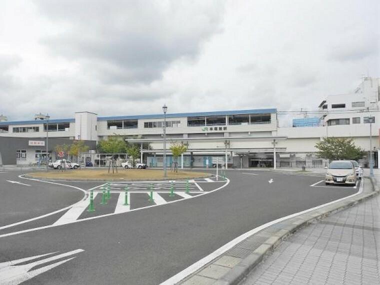 JR仙石線「本塩釜」駅