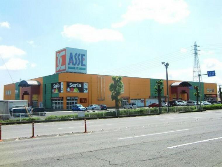 ショッピングセンター 【ショッピングセンター】つくばショッピングセンターアッセまで8014m