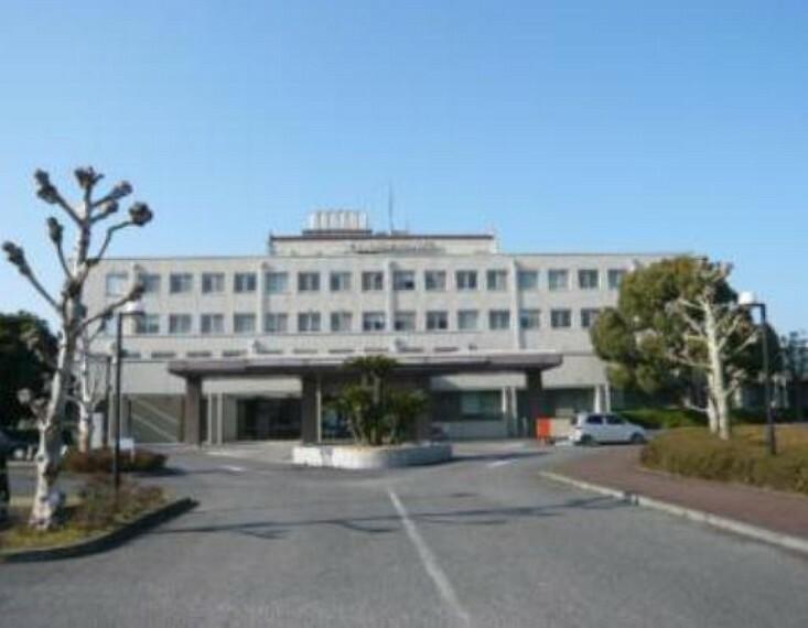 病院 【総合病院】きぬ医師会病院まで6534m
