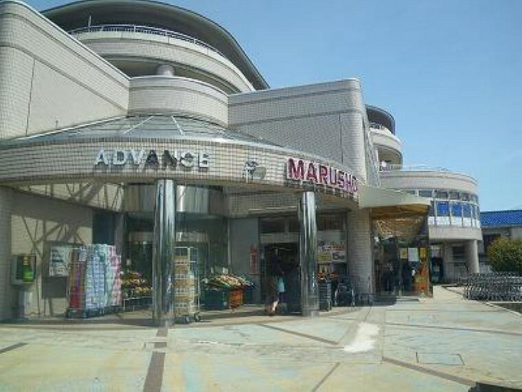 スーパー MARUSHO横浜荏子田店(●朝10時から夜9時まで営業。60台収容できる駐車場がございます。安心・安全・信用を基本とし、地域のお客様のニーズにあう確かな「食」を提供する心強いスーパーです●)