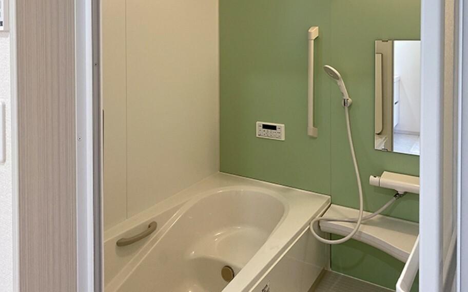 浴室 現地写真:浴室(5号棟)