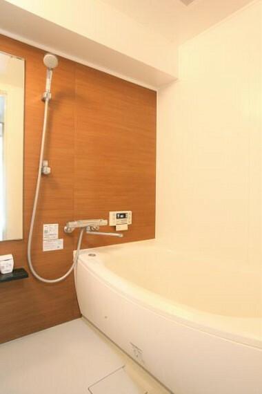 浴室 毎日の疲れを癒してくれるバスルーム。2020.9月