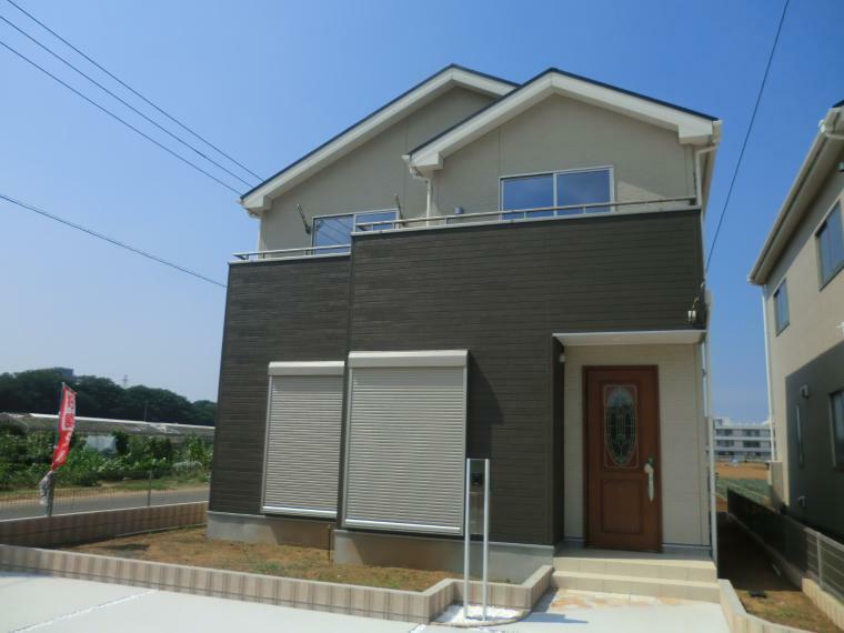 現況写真 この場所が、このお家が、我がマイホームになるなんて素敵ですよね!(現在の図は参考例です)