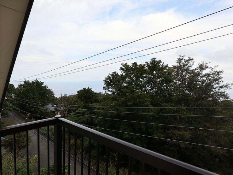 外観・現況 バルコニーより海眺望