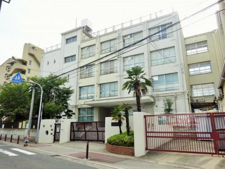 小学校 【小学校】大阪市立放出小学校まで400m