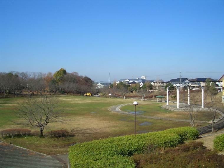 公園 絹の台桜公園