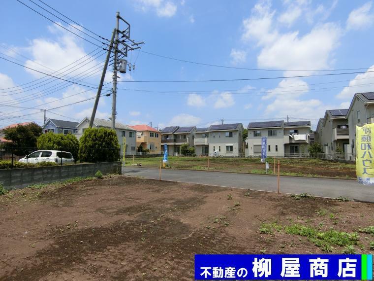 現況写真 7号地:2580万円 土地面積:85.00m2(約25.71坪)