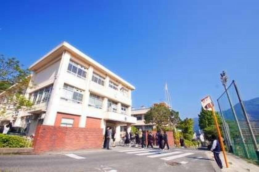 中学校 広島市立高陽中学校
