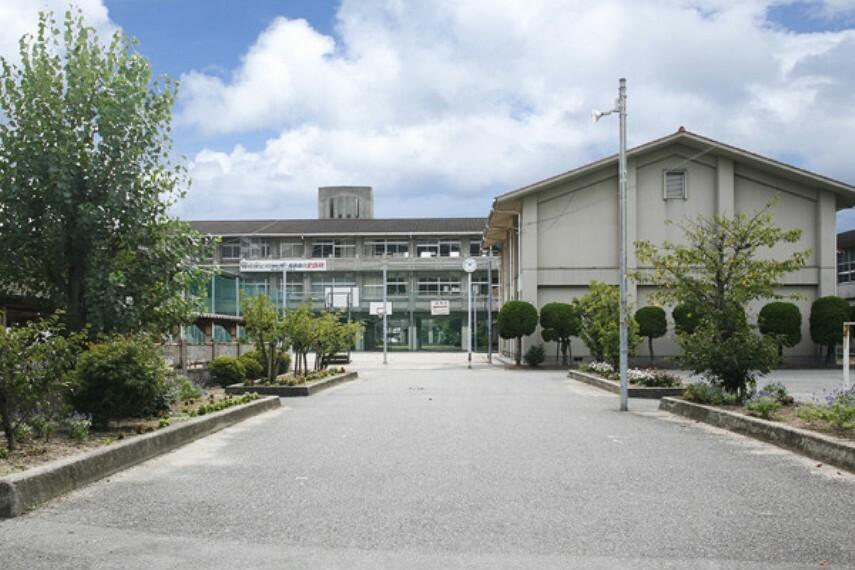 中学校 倉敷市立福田南中学校