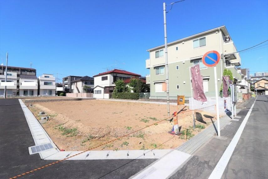 なかなか出ない中原区エリア、新しい住宅地の誕生です!周りの方々と一緒に新生活をスタートすることができます。