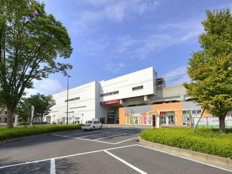 柏の葉キャンパス駅(首都圏新都市鉄道 つくばエクスプレス)