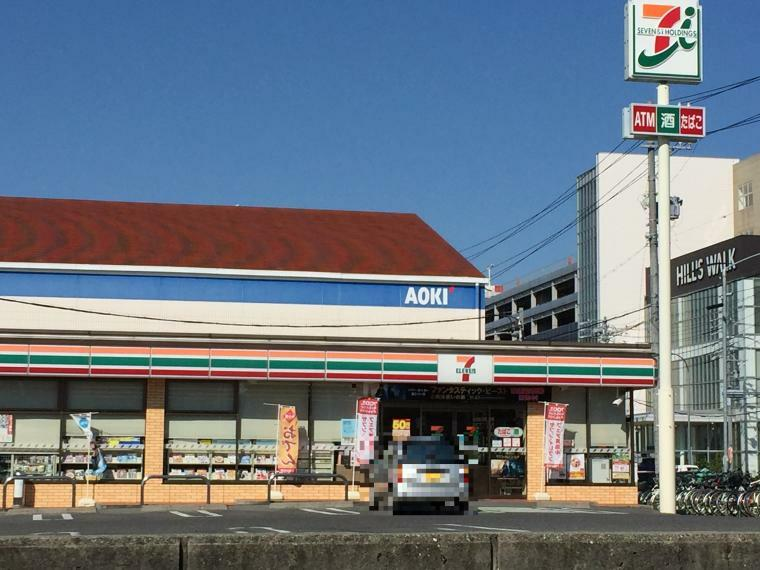 コンビニ セブンイレブン 名古屋徳重店 愛知県名古屋市緑区徳重1丁目105