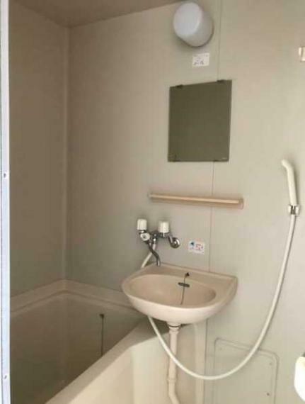 浴室 1日の疲れを癒す浴室!