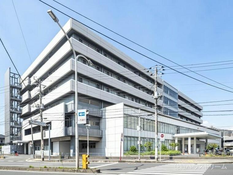 病院 津田沼中央総合病院 距離2530m