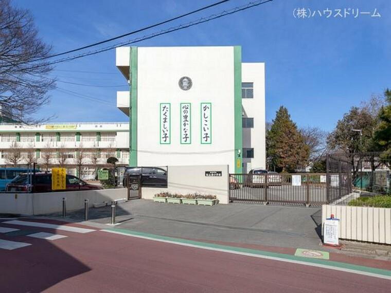 外観・現況 船橋市立飯山満小学校 距離950m