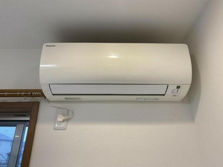 冷暖房・空調設備 エアコン