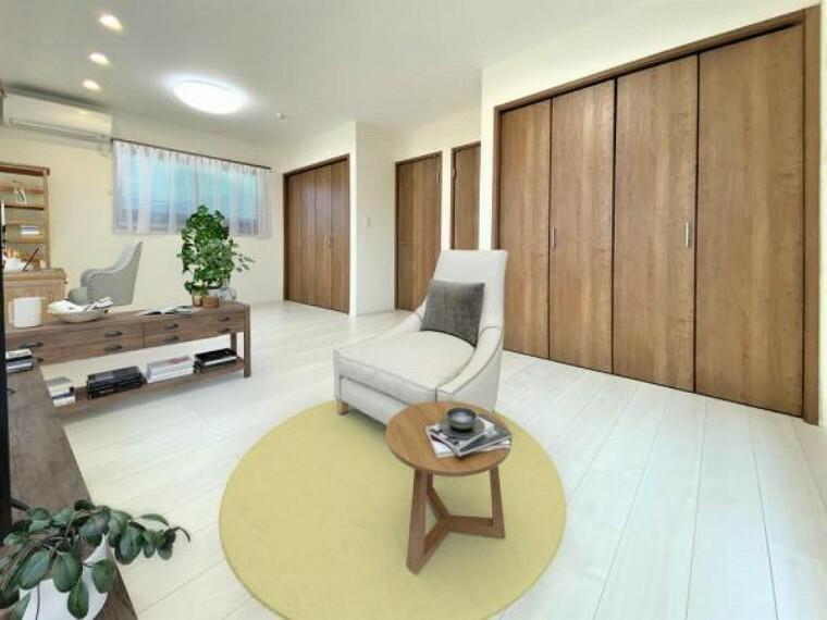 ※バーチャルホームステージング 販売に家具は含みません