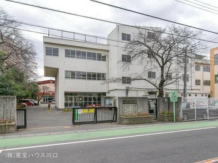 さいたま市立太田小学校 距離770m