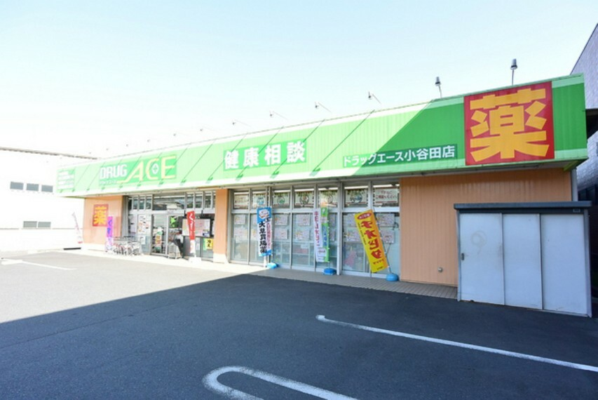 ドラッグストア ドラッグ・エース小谷田店