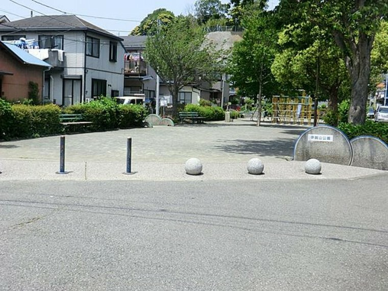 公園 伊賀山公園